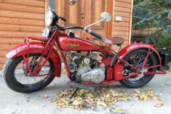 Indian Scout 750